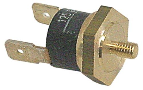 Anlegethermostat für Colged Toptech-500, GOLD-56, 914629, 914630, Brasilia MINIPODS für Spülmaschine, Kaffeemaschine 1-polig