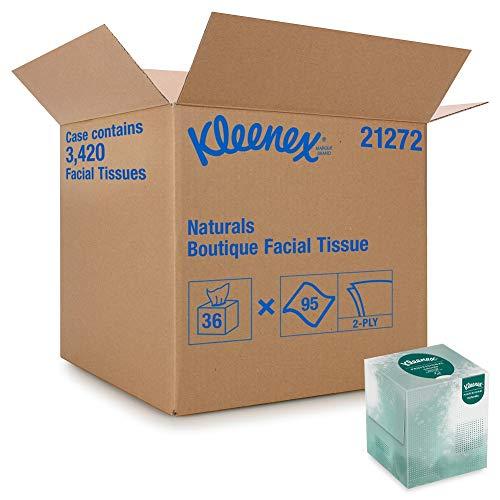 Scott 8042 Control Carta Igienica Piegata a 2 Veli, 36 Confezioni x 250 Fogli, Bianco