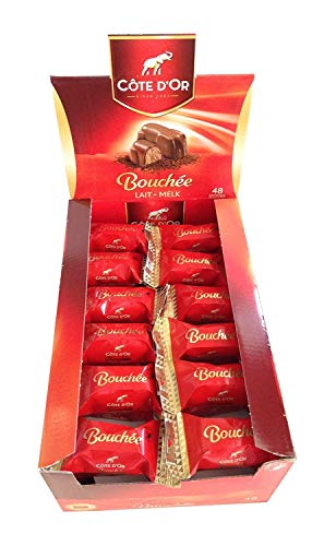Cote D'or Bouchee Original from Belgium 25g (Box of 48)