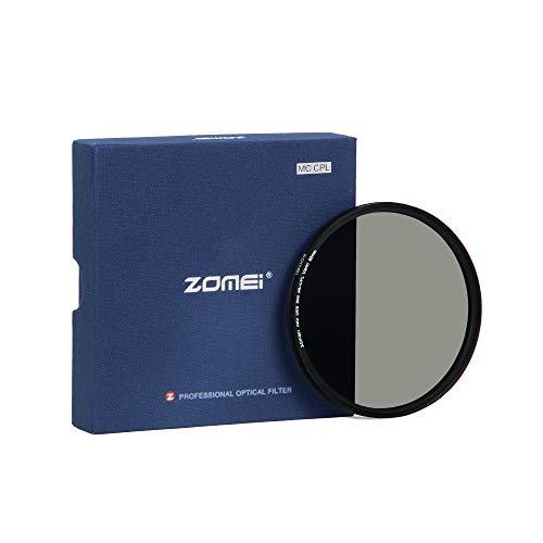 Polarisations-Filter, Zirkularer Polfilter 82mm Polarisationsfilter Optisches Glas & Aluminium Für Foto-Kameraobjektive