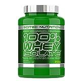 Scitec Nutrition 100% Whey Isolate, 2000 grammi, Banana