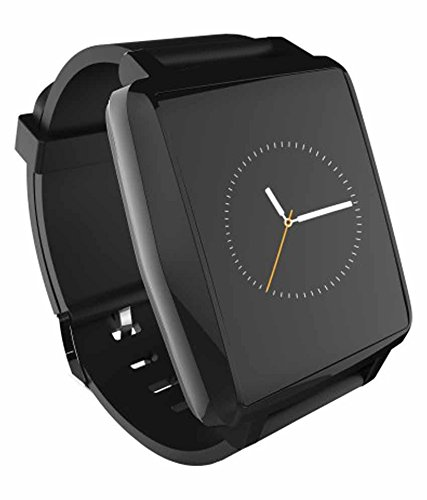 Intex Irist Pro Smart Watches Black