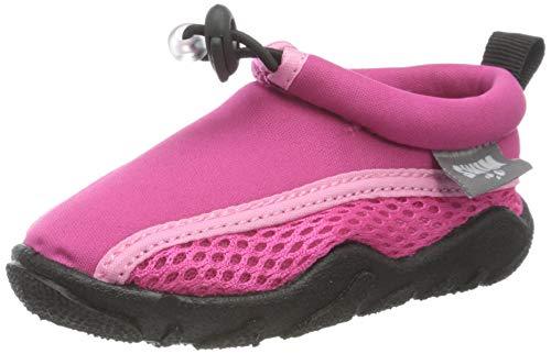 Sterntaler Mädchen Aqua Schuhe Pink (Magenta 745) 23/24 EU