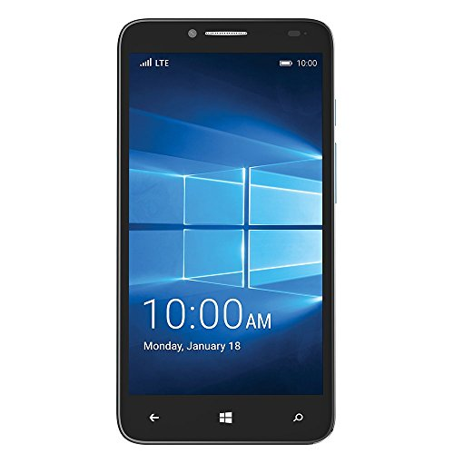 ALCATEL ONETOUCH FierceTM XL Smartphone Windows 10 for T-Mobile