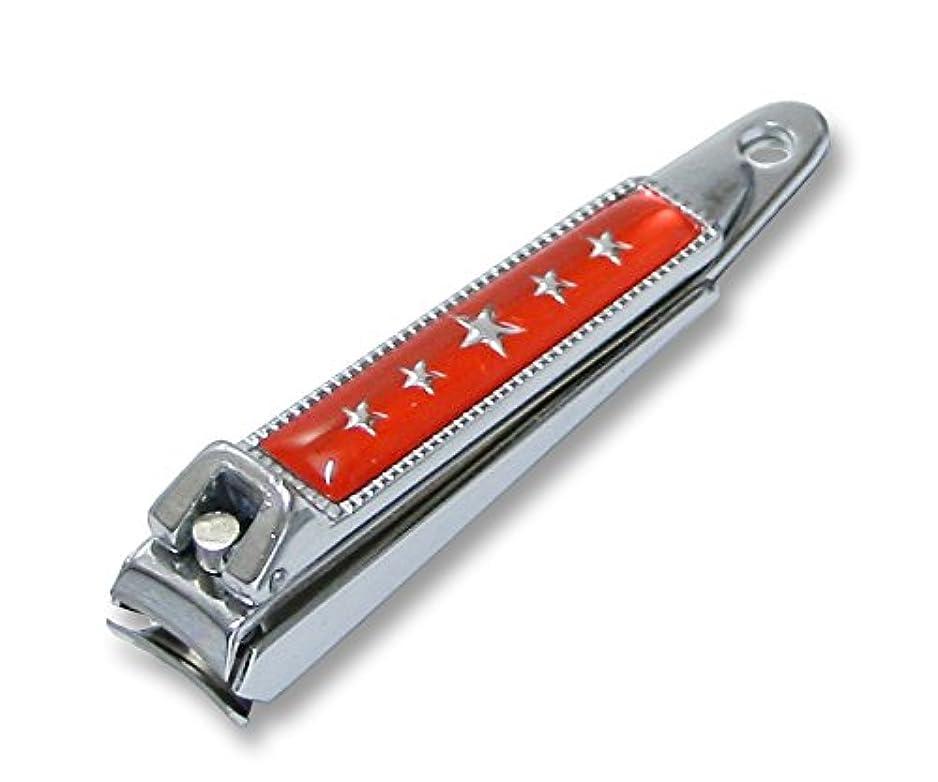 メッセージクーポンギャラリーKC-052RD 関の刃物 関兼常 チラーヌ爪切 小 赤