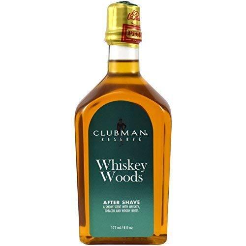 Pinaud Clubman Réserve Whisky Woods Parfum après Rasage Lotion en 177ml Éclaboussure Bouteille