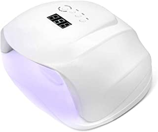 Secadores de uñas Led Nail Dryer Gel Polish Curing Lamp With Bottom Timer Lcd Display Quick Dry Lamp For Nails Manicure Tools/54w