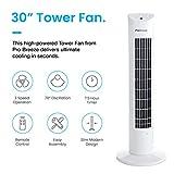 Immagine 1 pro breeze ventilatore a torre