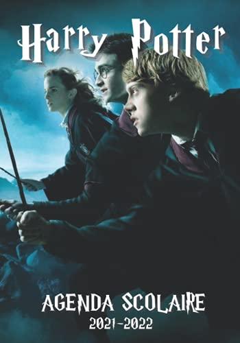   Agenda Scolaire 2021-2022 Harry Potter  : Harry Potter couverture de Septembre 2021 à Juillet 2022   Étudiant(e) Fille Garçon Pour Collège Lycée ...   pour planifier une année scolaire réussie