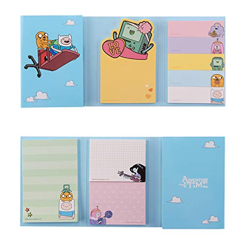 Beemo sticky note set from Adventure Time