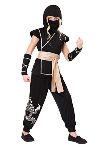 ninja costume girls - 6