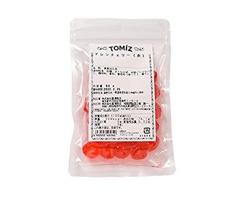ドレンチェリー(赤) / 80g TOMIZ(創業102年 富澤商店)