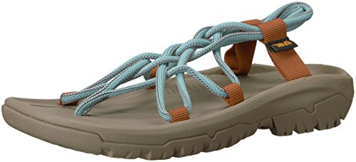 Teva Women's W Hurricane XLT Infinity Sport Sandal, sea Glass, 7 M US