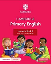 Cambridge Primary English Learner's Book 3 with Digital Access (1 Year)