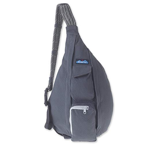 KAVU Rope Bag - Sling Pack for Hiking, Camping, and Commuting - Pavement