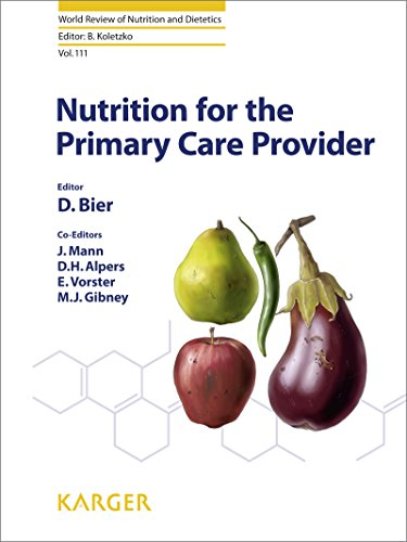 Nutrition for the Primary Care Provider (World Review of Nutrition and Dietetics, Vol. 111) (English Edition)