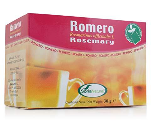Soria Natural Té Infusión Romero - 20 Bolsitas (30 g)