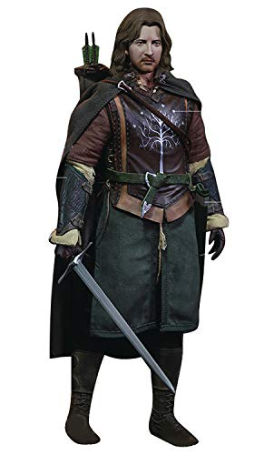 Asmus Toys The Lord of The Rings: Faramir 1:6 Scale Action Figure, Multicolor
