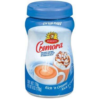 Borden Coffee Creamer Non-Dairy Powdered Cremora Original 6 oz.