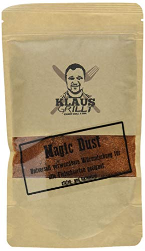 Klaus grillt Magic Dust, 3er Pack (3 x 250 g)