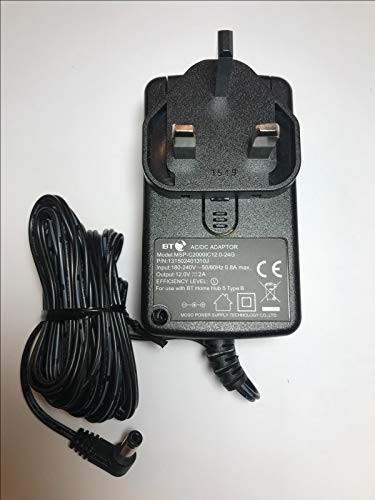 12V MAINS D-LINK DCS-5300G DCS-5300W CAMERA AC ADAPTOR POWER SUPPLY CHARGER PLUG