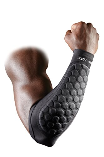 McDavid Neoprene Sleeve Rubber Outer Surface Padded Elbow, Medium