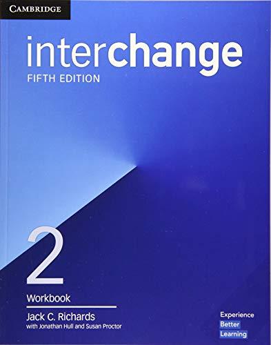 Interchange 2 - Workbook - 05 Edition