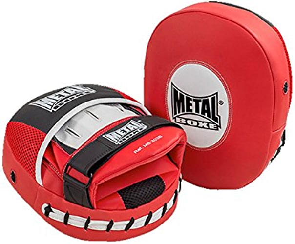 METAL BOXE MB203B Pattes d'ours Mixte Adulte, Rouge