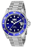Invicta 9094OB Pro Diver Reloj Unisex acero inoxidable Automático Esfera azul