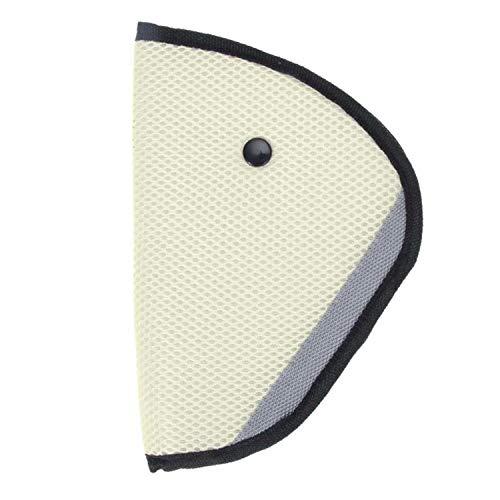 VNASKH Protección Resistente del ajustador del Soporte del Hombro de la Cubierta del cinturón de Seguridad de los niños, para Toyota Audi BMW Benz Peugeot