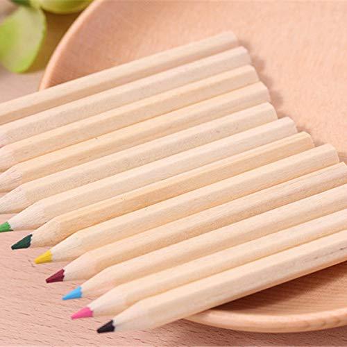 NIUPAN 12 Farbe Kleiner Bleistift Malstift Farbstift Studentenbüro Briefpapier Schreiben Malerei  Standardstift