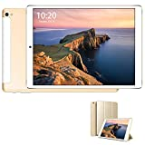 Tablet 4G de 10,1 pulgadas con wifi ofertas Tablet PC 8500 mAh con ranura para tarjeta SIM doble memoria RAM de 3 GB + 32 GB 8 MP cámara Android 9.0 Quad Core Tablet libre WiFi/Bluetooth/GPS/OTG