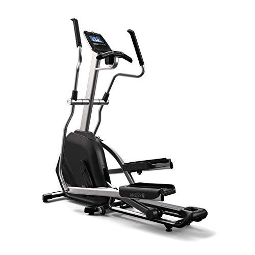 Horizon Fitness Elliptical Ergometer Andes 7i, schwarz, Stellfläche (L x B x H): 173 x 67 x 171 cm
