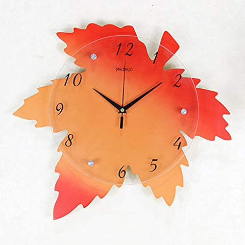 Liufuhaon digitale klok, modern design, wandklok, motief: Prison Patrouille, patrouille, digitaal mechanisme, Guess, dameshorloge, grote decoratie, Nordic - stijl 1 16 inch