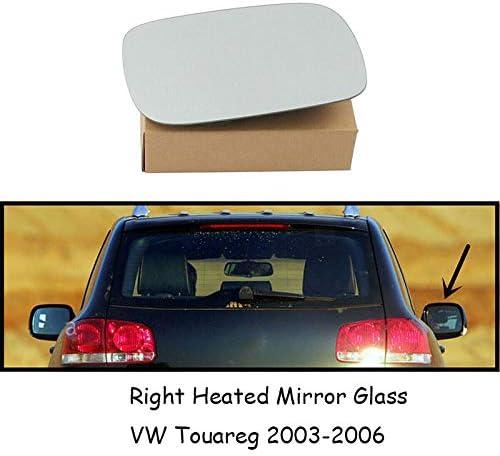 MUTUSAISI Car Wing Mirror Glass Door Heated Right Mir Ranking TOP9 Side Atlanta Mall