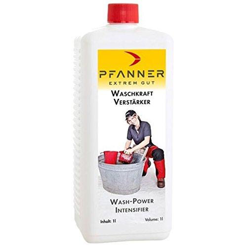 Pfanner hochkonzentrierter Waschkraftverstärker flüssig, Größe:1 Liter