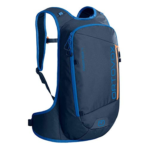 ORTOVOX Powder Rider 16 Mochila Freeride, Unisex, Blue Lake, 16 litros