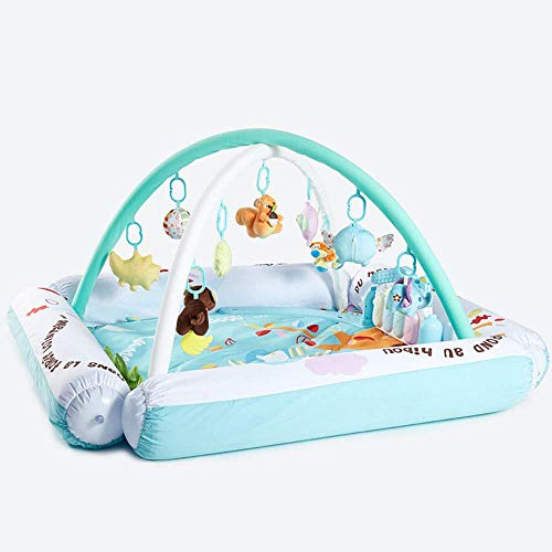 GYC Lernspielzeug Baby-Spielmatte und Neugeborenen-Aktivitäts-Fitnessstudio, geeignet für Baby-Spieledecke Baby-Krabbelmatte Baby-Spielzeug für mehr als 0 Monate Geschenk