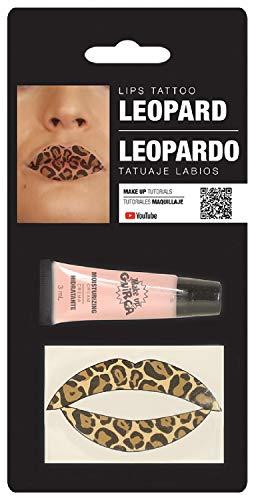 - Tiger Kostüm Make Up
