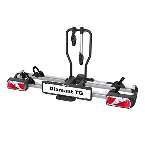 PRO91748 - Portabicicletas Diamant TG compatible e_Bike (partada 2 bicicletas máx. kg....