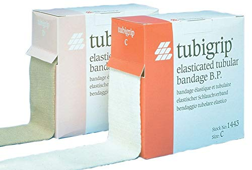 Tubigrip, Natural, Size G, 4.5 inch…