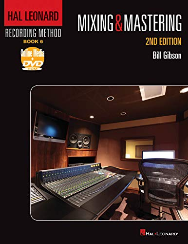 Price comparison product image Hal Leonard Recording Method Book 6: Mixing & Mastering (Music Pro Guides)