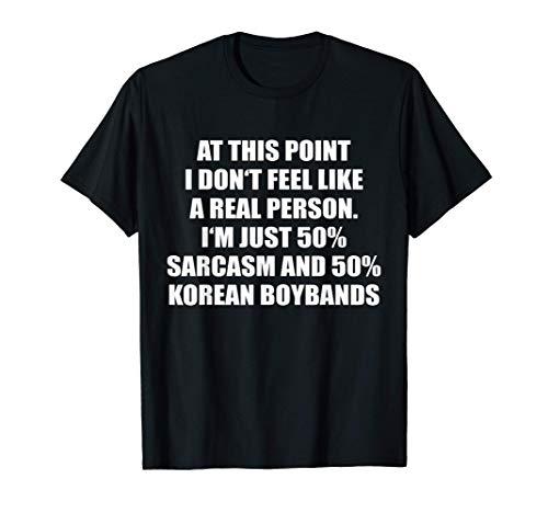 Kpop Merchandise K-pop Korean Fashion Merch T-Shirt