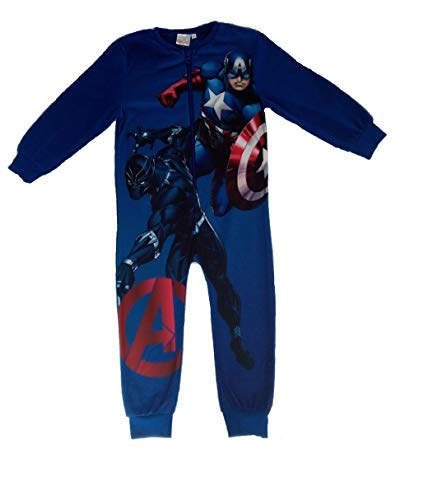 Marvel Avengers - Pijama de forro polar...