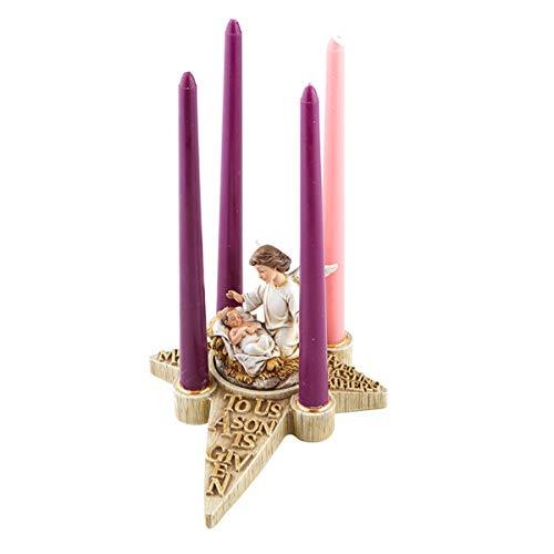 candelabro de adviento de la marca Avalon Gallery