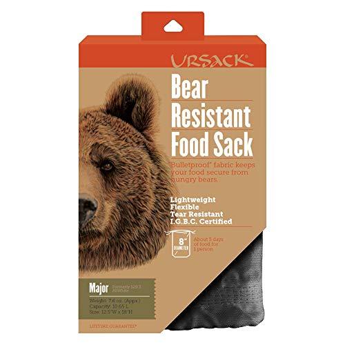 Ursack Major Black Bear Bag
