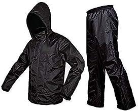 starstep Men/Women Raincoat/Rainwear/Rainsuit/barsaati/Overcoat with Hoods and Side Pocket 100% Waterproof Portable rain S...