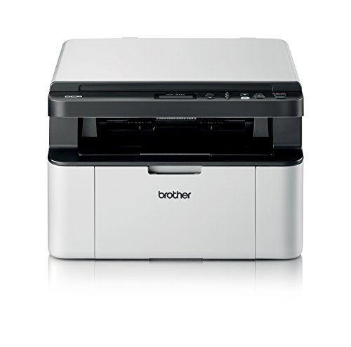Brother DCP-1610W Stampante Multifunzione Laser, Monocromatica, Wi-Fi, USB 2.0