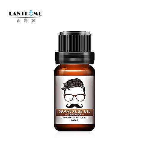 Aajeauty FIRSTSUN 10ML Men Use Beard Eyelash Care Nutrición Esencia Facial Líquida Nutritiva Medio Mejorar el Nudo del Pelo Brillante Producto de Cuidado Diario
