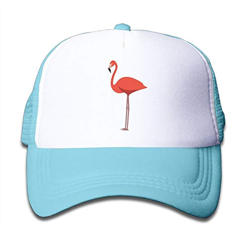 Flamingo Youth Toddler Mesh Hat Boy and Girl Baseball Truck Driver Cap